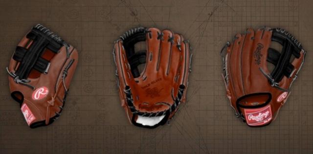 Rawlings Custom Glove