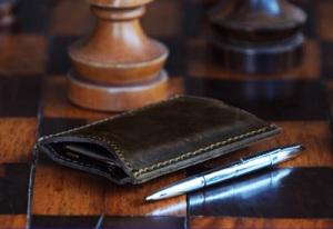 Saddleback Leather Pouch