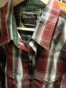 Wrangler Retro Shirt